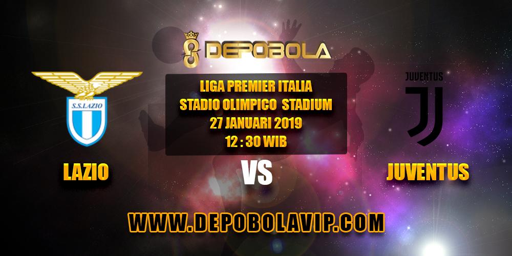 Prediksi Bola Lazio vs Juventus 27 Januari 2019