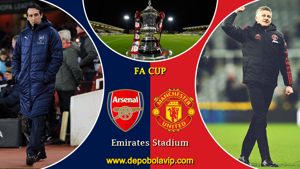 Prediksi Bola Arsenal vs Manchester United 26 Januari 2019