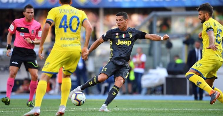 Prediksi Pertandingan Bola Juventus vs Chievo Malam Ini