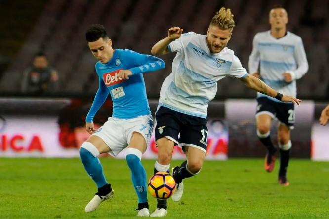 Prediksi Pertandingan Bola Napoli vs Lazio Malam Ini