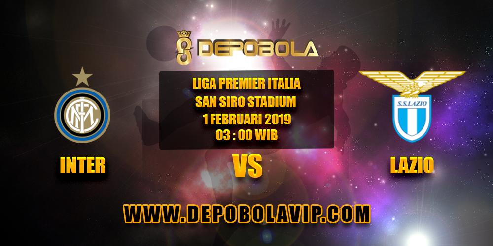 Prediksi Bola Inter Milan vs Lazio 1 Februari 2019