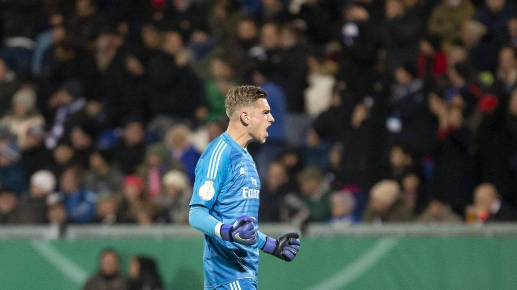 Hamburger SV Nurnberg