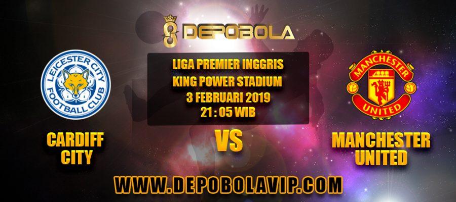 Prediksi Bola Leicester City vs Manchester United 03 Februari 2019