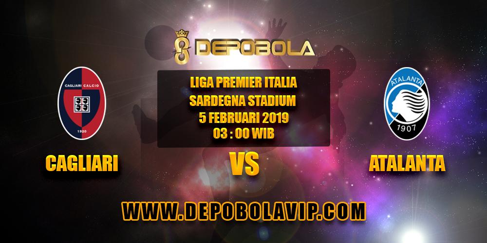 Prediksi Bola Cagliari vs Atalanta 05 Februari 2019
