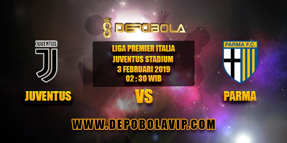 Prediksi Bola Juventus vs Parma 03 Februari 2019