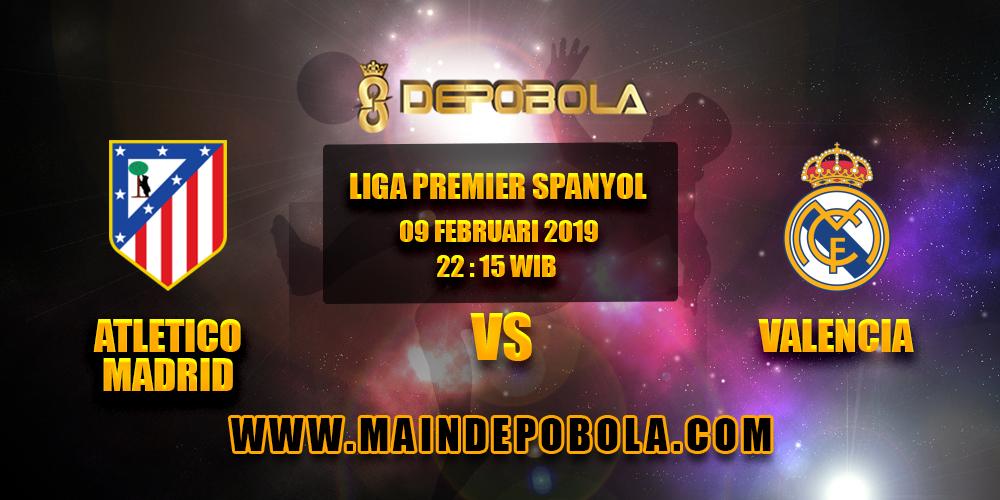 Prediksi Bola Atletico Madrid vs Real Madrid 09 Februari 2019
