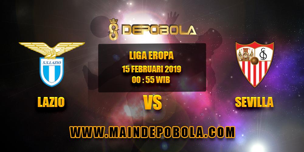 Prediksi Bola Lazio vs Sevilla 15 Februari 2019
