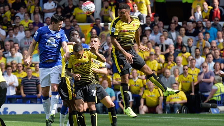 Watford vs Everton