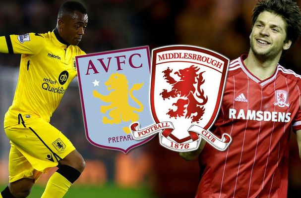 Prediksi Bola Aston Villa vs Middlesbrough 16 Maret 2019