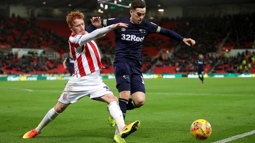 Prediksi Bola Derby Country vs Stoke City 14 Maret 2019