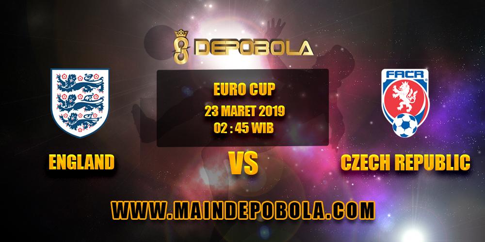 Prediksi Bola England vs Czech Republic 23 Maret 2019
