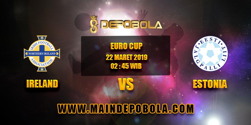 Prediksi Bola Ireland vs Estonia 22 Maret 2019