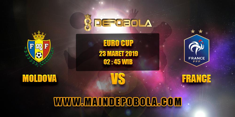 Prediksi Bola Moldova vs France 23 Maret 2019