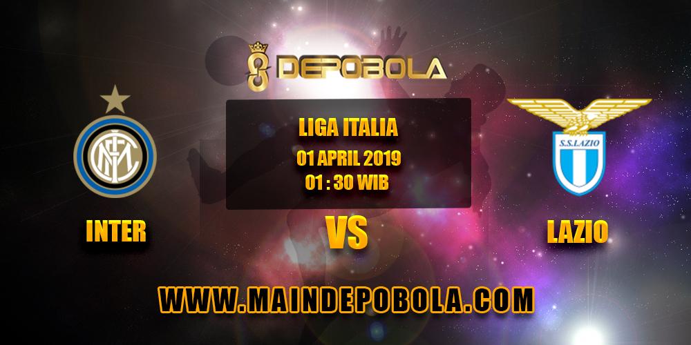 Prediksi Bola Inter vs Lazio 1 April 2019