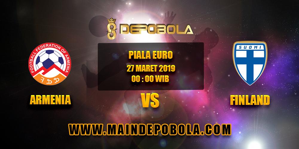 Prediksi Bola Armenia vs Finland 27 Maret 2019