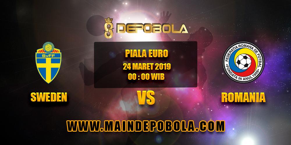 Prediksi Bola Sweden vs Romania 24 Maret 2019