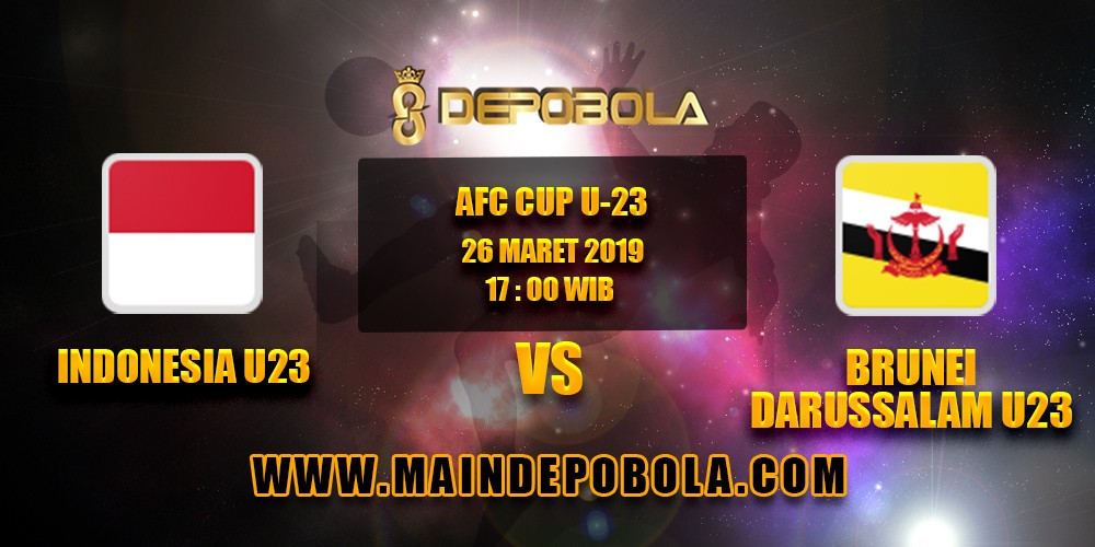 Prediksi Bola Indonesia U23 vs Brunei Darussalam U23 26 Maret 2019