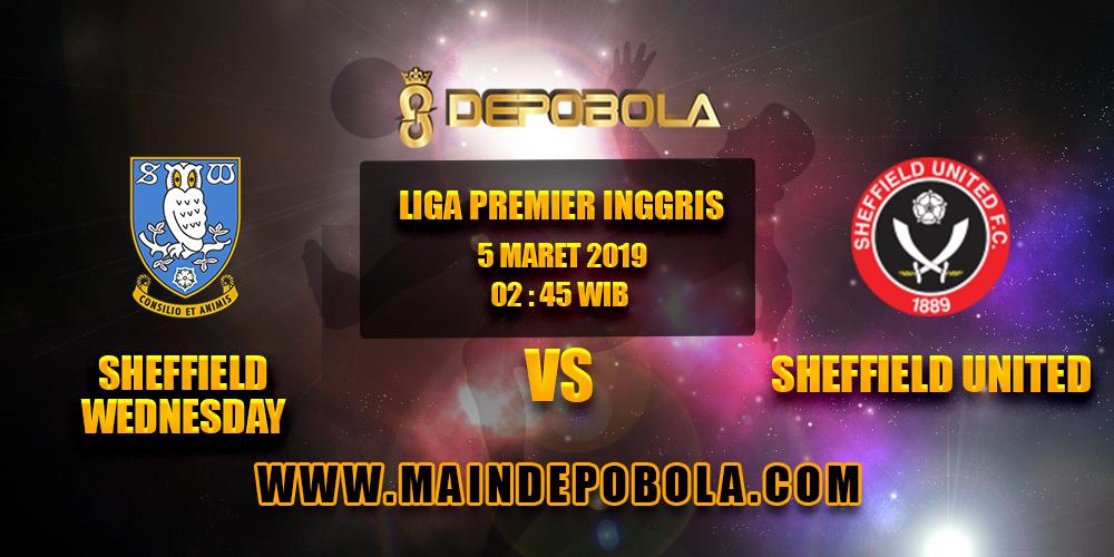 Prediksi Bola Sheffield Wednesday vs Sheffield United 5 Maret 2019