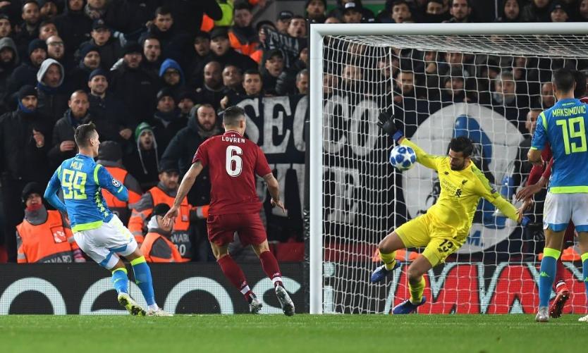 Prediksi Bola Salzburg vs Napoli 15 Maret 2019