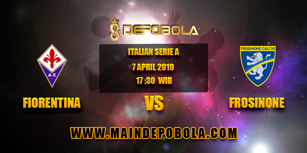Prediksi Bola Fiorentina vs Frosinone 7 April 2019
