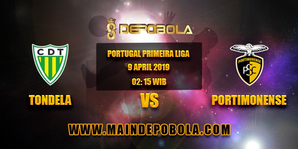 Prediksi Bola Tondela vs Portimonense 9 April 2019
