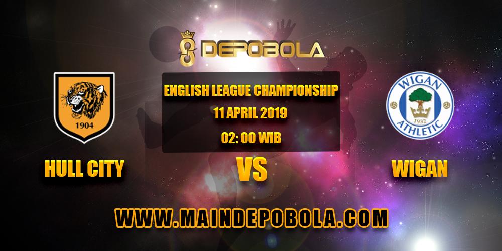 Prediksi Bola Hull City vs Wigan 11 April 2019