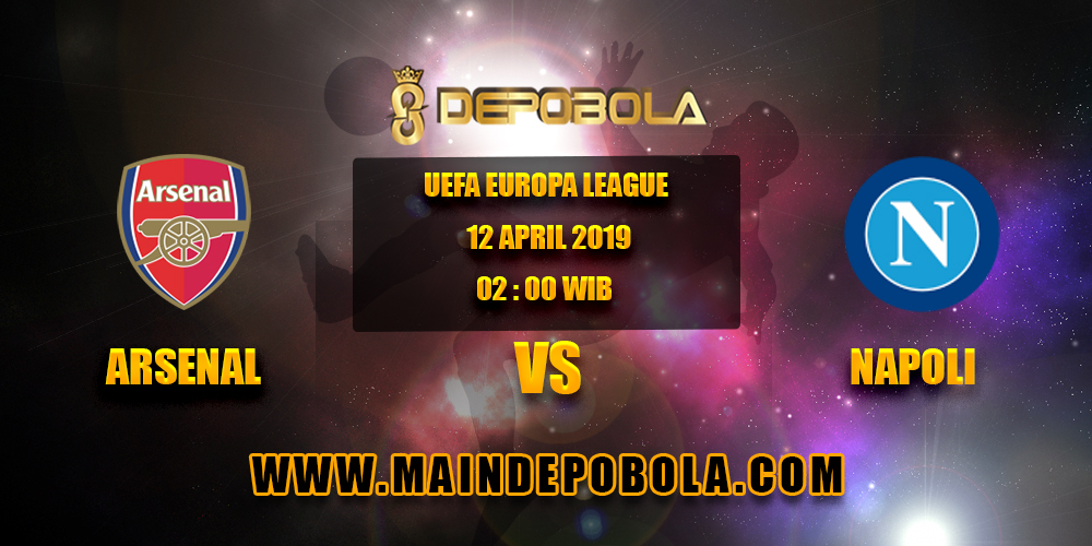 Prediksi Bola Arsenal vs Napoli 12 April 2019