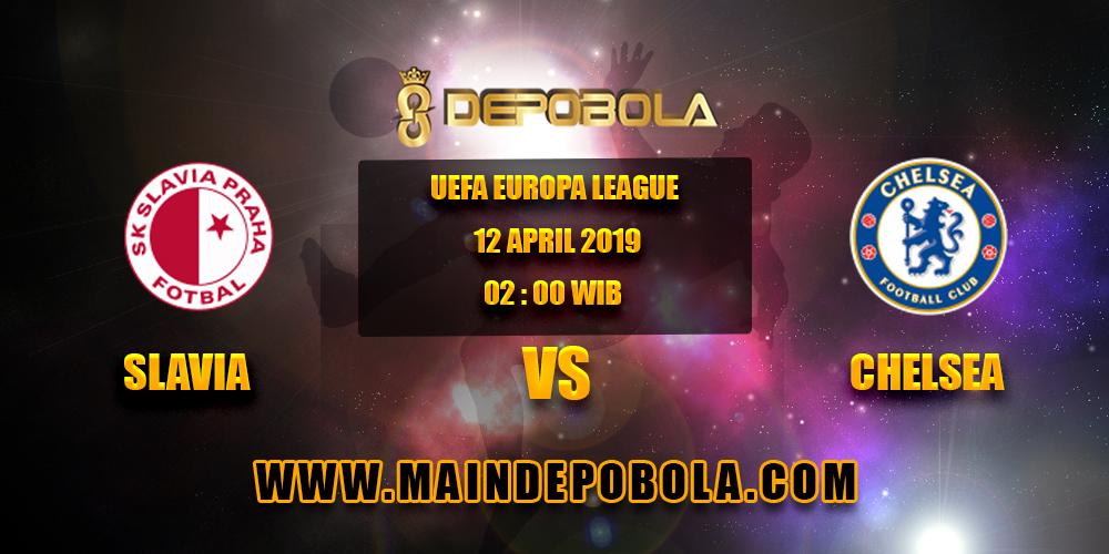 Prediksi Bola Slavia vs Chelsea 12 April 2019