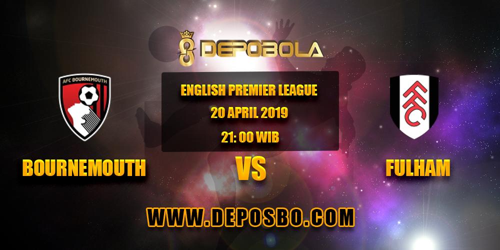 Prediksi Bola Bournemouth vs Fulham 20 April 2019