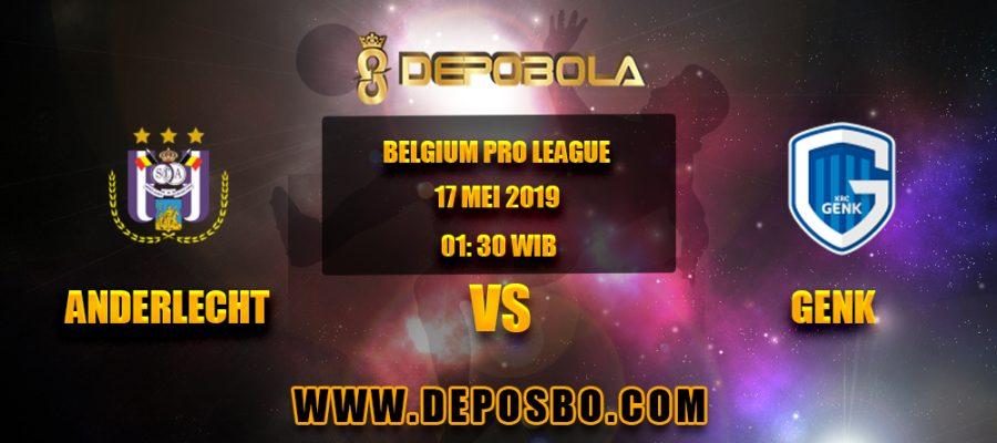 Prediksi Bola Anderlecht vs Racing Genk 16 Mei 2019