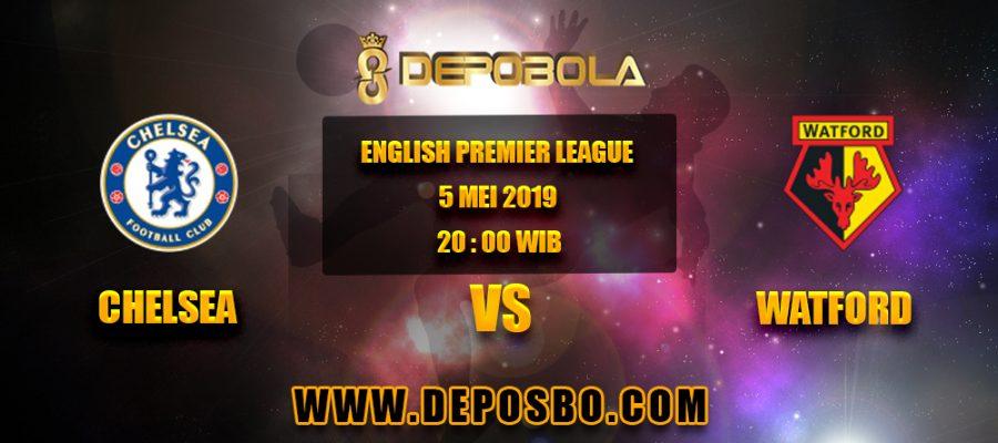 Prediksi Bola Chelsea vs Watford 5 Mei 2019