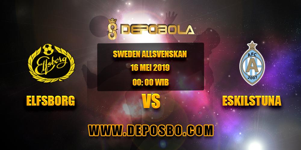 Prediksi Bola Elfsborg vs Eskilstuna 16 Mei 2019