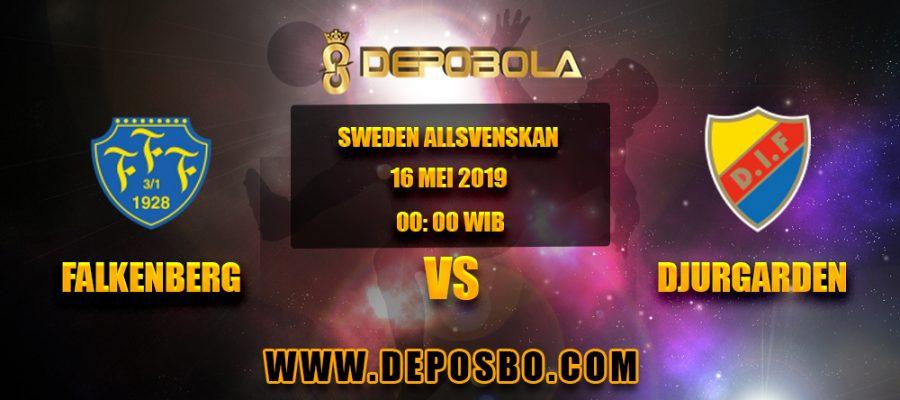 Prediksi Bola Falkenberg vs Djurgarden 16 Mei 2019
