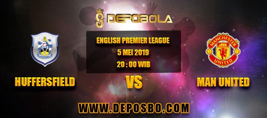 Prediksi Bola Huddersfield vs Man United 5 Mei 2019