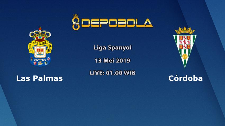 Prediksi Bola Las Palmas vs Cardoba 13 Mei 2019