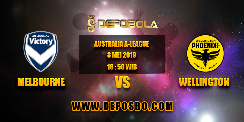 Prediksi Bola Melbourne Victory vs Wellington 3 Mei 2019