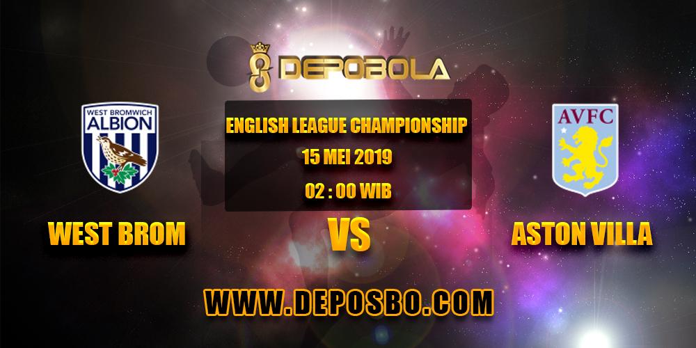 Prediksi Bola West Brom vs Aston Villa 15 April 2019